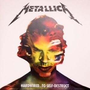 METALLICA - HARDWİRED TO SELF DESTRUCT - 2 × Vinyl, LP, Album, Gatefold