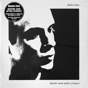 BRIAN ENO - BEFORE AND AFTER SCIENCE - Vinyl, LP, Album, Reissue, Remastered