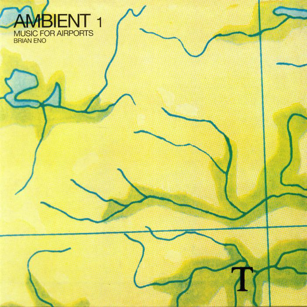 BRIAN ENO - AMBIENT - Vinyl, LP, Album, Remastered, Repress, 180g