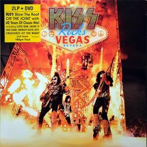 KISS - KISS ROCK - 2 × Vinyl, LP, Album DVD, DVD-Video