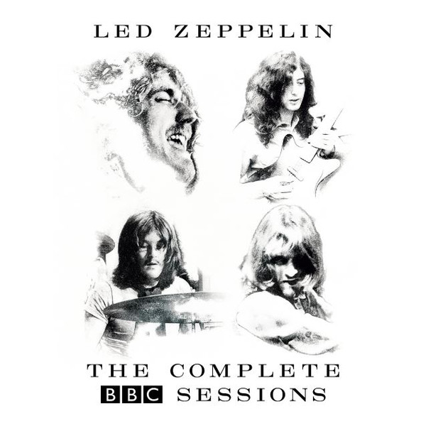 Led Zeppelin – The Complete BBC Sessions ( 5 × Vinyl, LP, Album, Deluxe Edition, Reissue, Remastered Box Set )