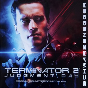 BRAD FIEDEL - TERMINATOR - 2 - SOUNDTRACK - 2 × Vinyl, LP, Album, Reissue, Remastered