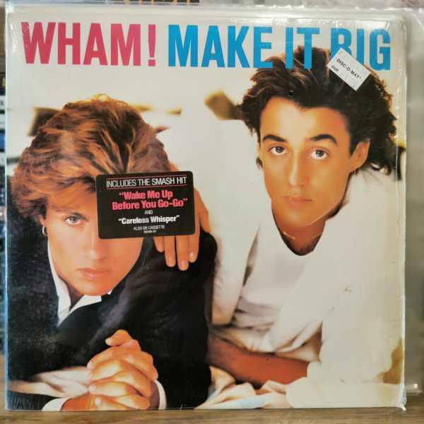 WHAM - MAKE IT BIG - Vinyl, LP, Album
