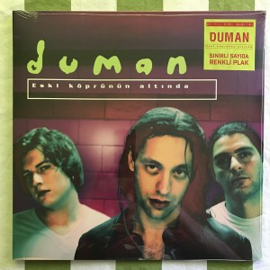 DUMAN – ESKI KÖPRÜNÜN ALTINDA - Vinyl, LP, Album, Transparent Purple Vinyl