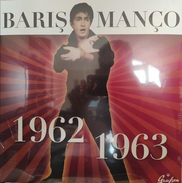 "BARIŞ MANCO - 1962 - 1963- Vinyl, 12"", 45 RPM, Compilation, Repress"