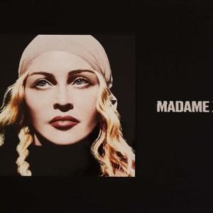 "MADONNA - MADAME X - Box Set, Deluxe Edition, Limited Edition 2 × CD, Album Cassette, Album Vinyl, 7"", Picture Disc"