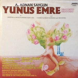 A ADNAN SAYGUN - YUNUS EMRE - Vinyl, LP, Album,