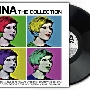 MINA - THE COLLECTION LP