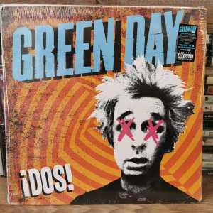 GREEN DAY - İDOS - Vinyl, LP, Album