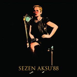 SEZEN AKSU - SEZEN AKSU '88 ( Remastered, vinyl ) PLAK