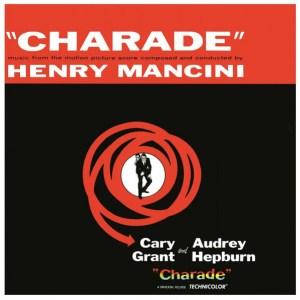 HENRY MANCINI - CHARADE -Vinyl, LP, Album, Limited Edition, Stereo, Red Vinyl - PLAK