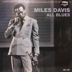 MILES DAVIS - ALL BLUES- Vinyl, LP, Album -PLAK