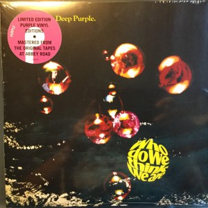 DEEP PURPLE - WHO DO WE THINK WE ARE - Vinyl, LP, Album, Limited Edition, Reissue, Stereo, Purple, - PLAK