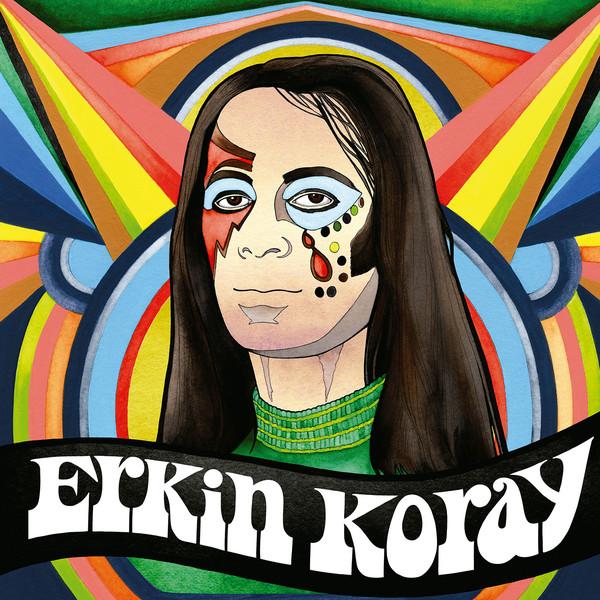 ERKIN KORAY - HALIMEM - Vinyl, LP, Compilation, Remastered, Stereo, Red vinyl - PLAK