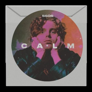 5SOS - CALM - Vinyl, LP, Album, Limited Edition, Partially Mixed, Picture Disc - PLAK