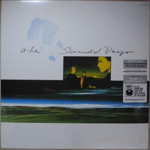 A-HA – SCOUNDREL DAYS - Vinyl, LP, Album, - PLAK