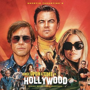 ONCE UPON A TIME IN HOLLYWOOD (ORIGINAL MOTION PICTURE SOUNDTRACK)-2 × Vinyl, LP, Compilation, Stereo