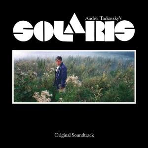 EDUARD ARTEMIEV - SOLARIS ORIGINAL SOUNDTRACK - Vinyl, LP, Album, Reissue - PLAK