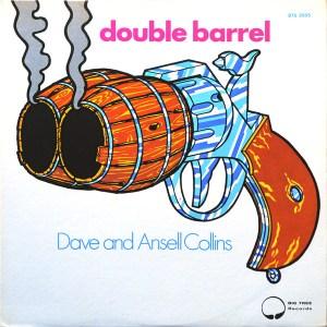 DAVE AND ANSELL COLLINS - DOUBLE BARREL- Vinyl, LP, Album, 180 Gram - PLAK
