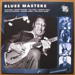 BLUES MASTERS - B.B. King-Albert King-Big Bill Broonzy - Vinyl, LP, Compilation - PLAK