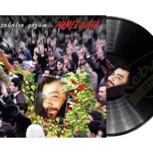 AHMET KAYA - HOŞÇAKALIN GÖZÜM - Vinyl, LP, Album, - PLAK
