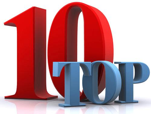 Vinylization Top Ten