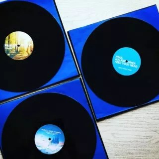 Whaaaat? Club bangers 😉 #clubbanger #paulkalkbrenner #banger #djlife #clublife #vinylove #lovevinylrecords #vinyligclub #vinil #lathecutrecords #shortrunvinyl