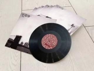Jedna z ostatnich prac... Bardzo przyjemne klimaty, polecamy się zapoznać. DJ Nambear - 1:03 EP. Cały nakład z tego co wiem już został wyprzedany!  #10cali #10inch #lathecut #shortrun #vinyl #vinylrecord #rap #hiphop #nambear #nmbr #ep #vinylove #lovemusic #vinyllover #vinylcollector