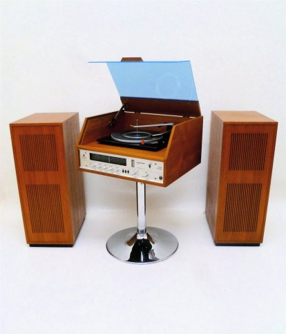 Dynatron Stereo Reproducer (1970's)