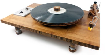 Pebbles TA-1 Turntable (Tri-Art)