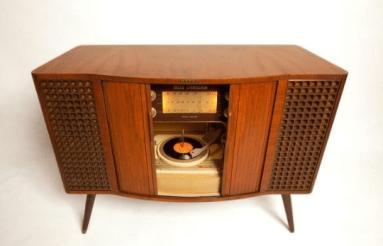 1960s Decca Stereogram SRG500
