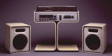 SC 7300 Stereo system