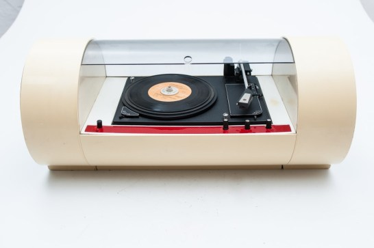 PAAM Tube Turntable Stereo Console (1968)