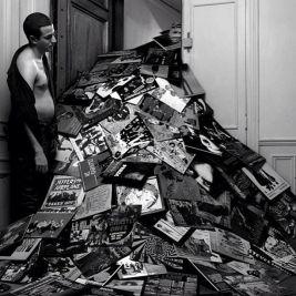 Vinyl addict