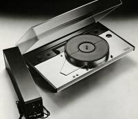 Luxman PD 555
