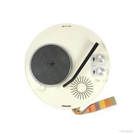 "RCA ""The Hatbox"" Radio Phonograph"