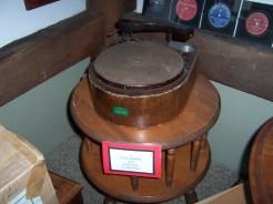 Columbia UK, Electric turntable, 1930