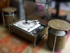 Zenith 'Circle of Sound' Y565 phono, 1965