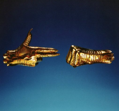 Artist: Run the Jewels Title: Run the Jewels 3 Label: Run the Jewels Inc Design: Art Direction & Photography Timothy Saccenti Drawing Nick Gazin Layout Troy Hahn