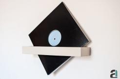 Wall Vinyl Holder