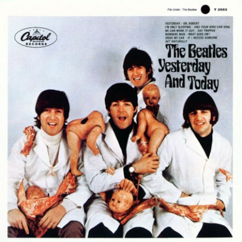 The Beatles: 'Yesterday and Today' (Butcher sleeve version) — $125,000