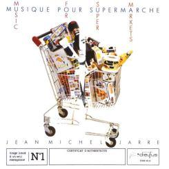 Jean Michel Jarre, 'Music for Supermarkets' — $14,000