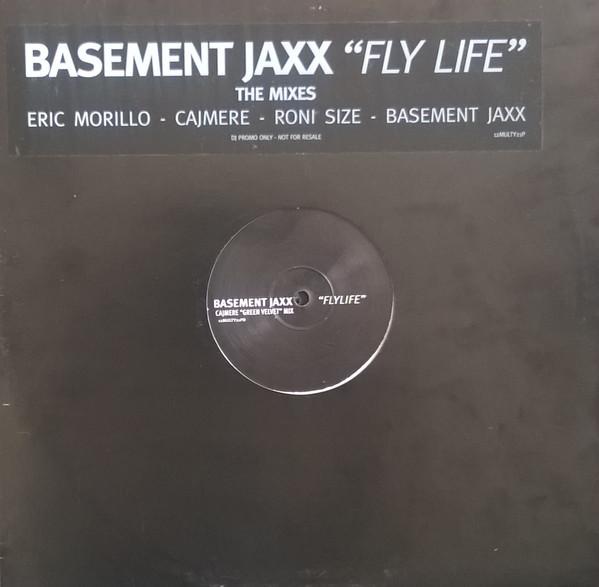 Basement Jaxx Fly Life Records, Vinyl And Cds  Hard To