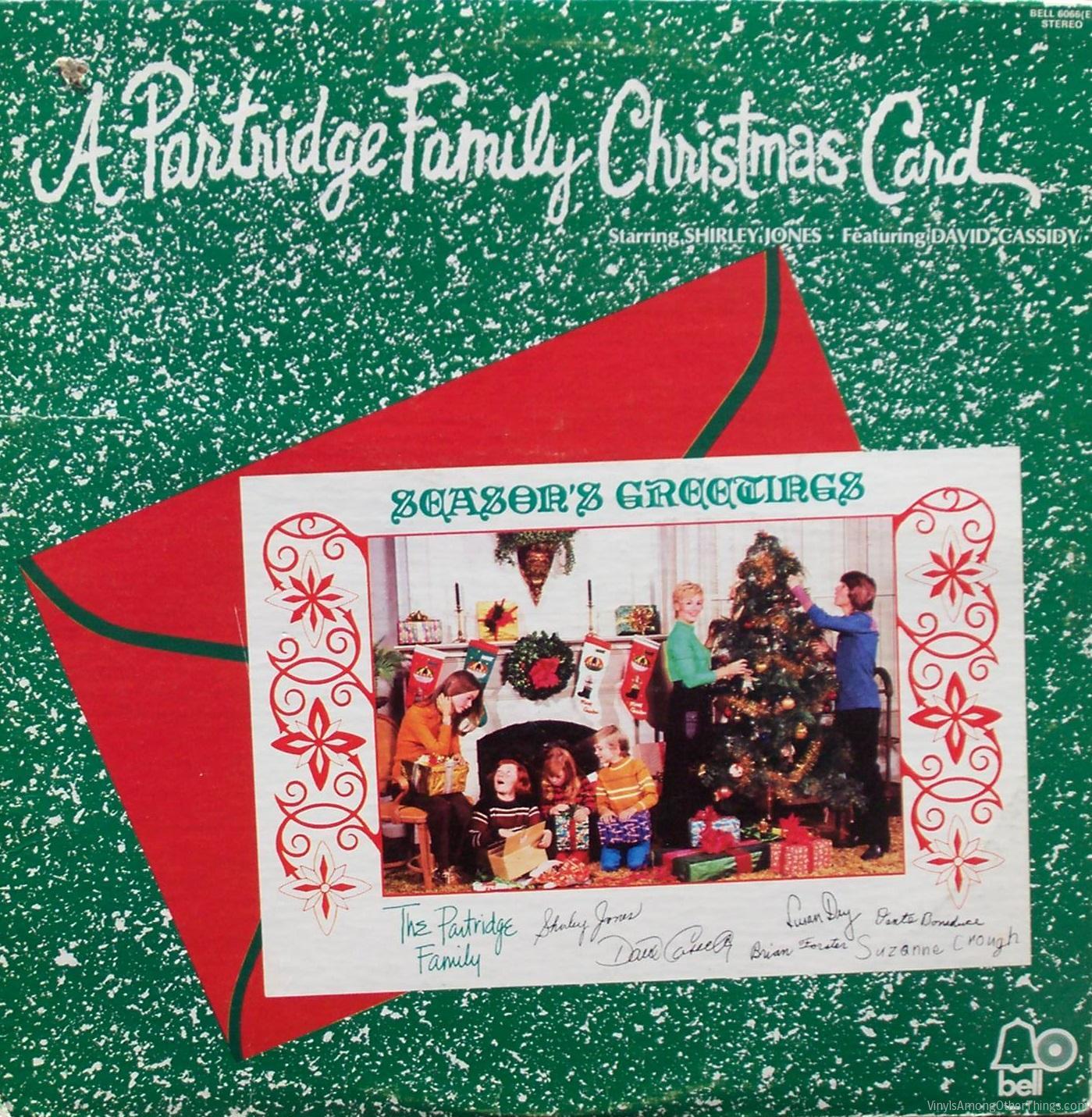 The Partridge Family The Partridge Family Christmas Card