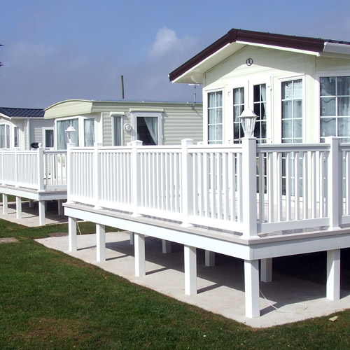 Classic Or Contemporary Decking Styles Vinyl Solutions