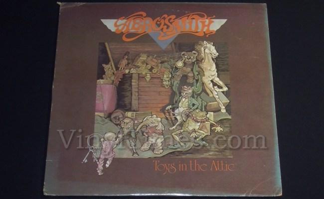 Aerosmith Toys In The Attic Vinyl Lp Vinyltimesvinyltimes