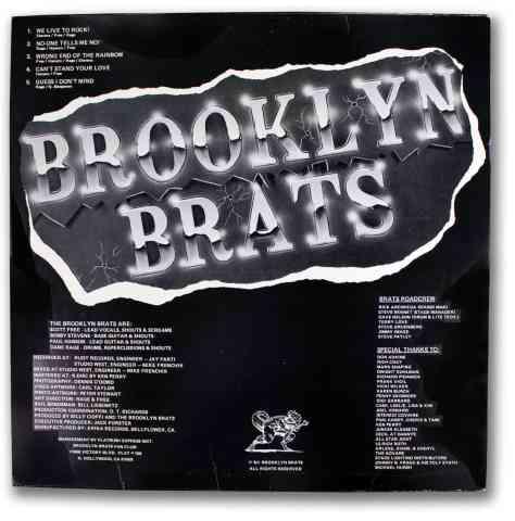 Brooklyn Brats, Brooklyn Brats Picture Disc