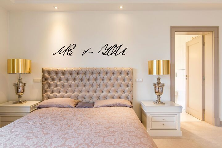 Me You Bedroom Wall Decal Vinyl Wall Expressions