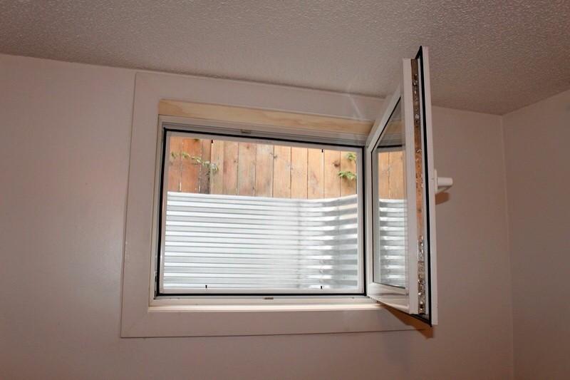Tilt and Turn fire escape windows  Vinyl Window Pro