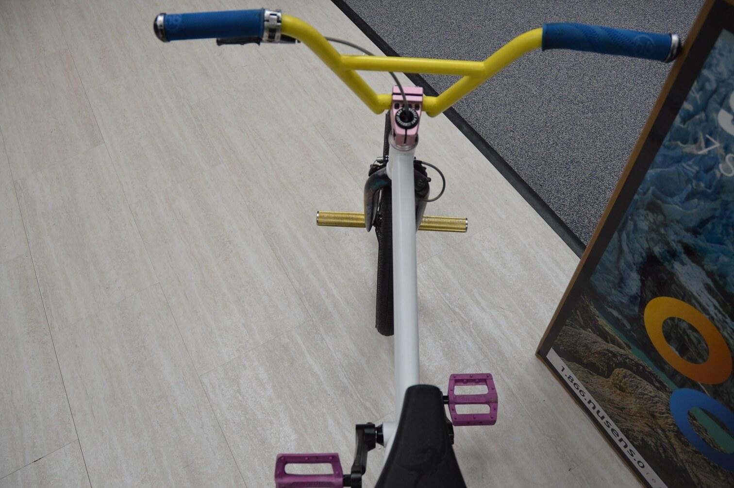 Bicycle wrap - handle